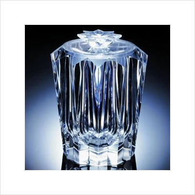 - Grainware 70165 Tiara Ice Bucket - Acrylic