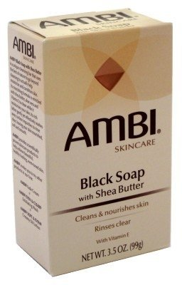 Ambi Skin Care Black Soap With Shea Butter - 8