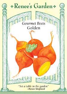 Beets, Gourmet Golden Seeds
