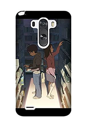 Ultra Thin Color TPU 5 Centimeters Per Second Soft Cover For LG G3