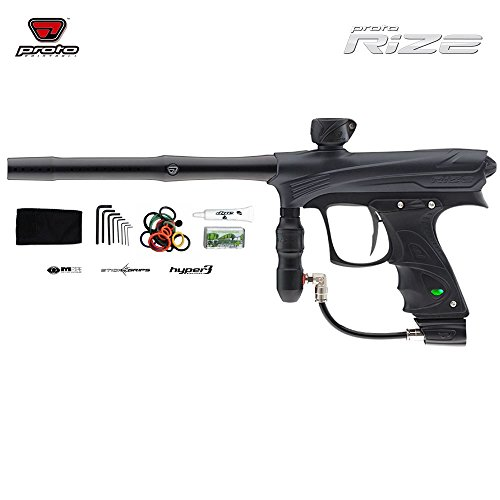 Dye Rize Paintball Marker - Grey Dust