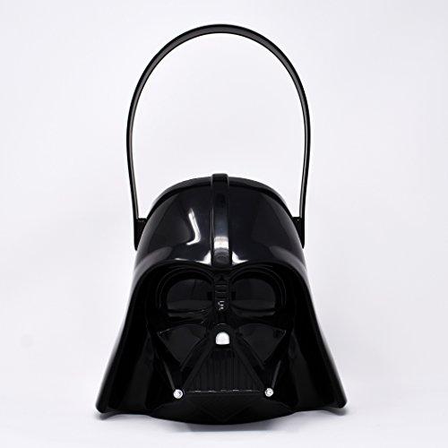 Star Wars Darth Vader Figural Plastic Bucket, Black for $<!--$11.95-->