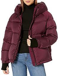 Women's Sylvana Ladies Down Jacket, Wide Hood