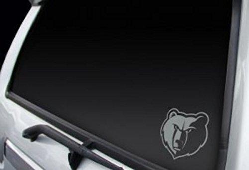 Rico NBA Grizzlies Memphis Window Graphic Sticker, 9