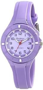 Armitron Sport Women's 25/6416LAV Easy-to-Read Dial Lavender Resin Strap Watch