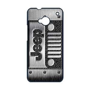 Shinhwa Create DIY Jeep Custom Durable Hard Case for HTC ONE M7