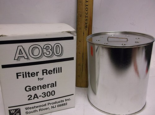 Price comparison product image OIL FILTER REFILL AO30 / GENERAL 2A-300