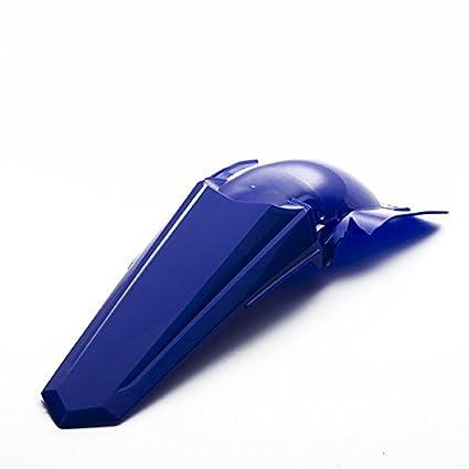 Parafango posteriore codone cross enduro plastiche Cemoto per YAMAHA YZF 250 2010 blu Yamaha