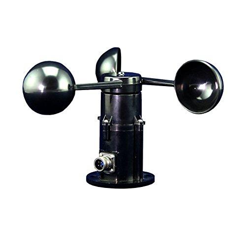 BELONG Wind Speed Sensor Anemometer 0-5V voltage 3 cup 485 output - Transmitter Module 485