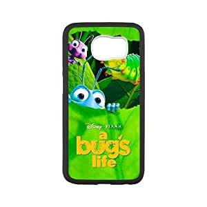 Generic for Samsung Galaxy S6 Cell Phone Case Black A Bugs Life Custom HOAHSJJDH2231