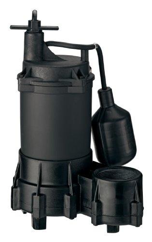 Flotec FPSE2800A 1/3 HP Submersible Sump Pump