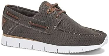 TBS Chaussures Becket Taupe e16