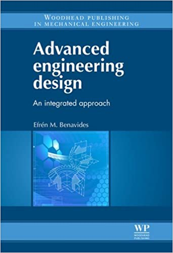 Advanced Mechanical Engineering Design Ebook
