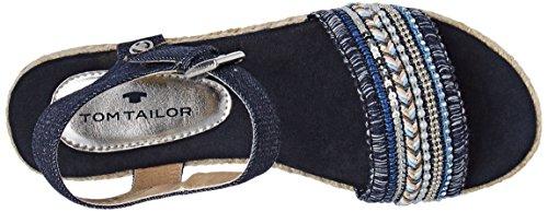 Tom Tailor 2791105 - Tira de tobillo Mujer azul (navy)