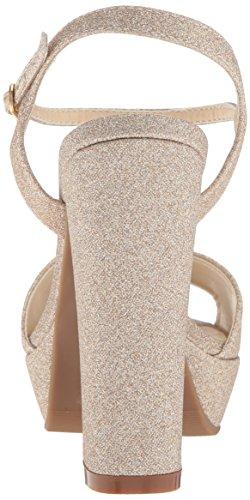 Women Womens Dyeables Whitta Inc Platform Sandal Champagne Dress wHqCazC
