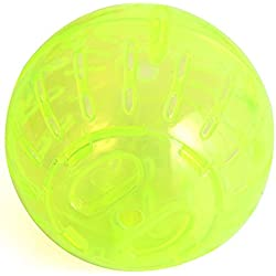 Tutuba Hamster Exercise Ball,3.93 Inch Mini Run Ball for Small Animal