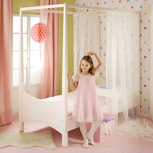 BioKinder 22774 Ahorros establecidos: blanco Noah cama y ...