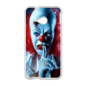 HTC One M7 Cell Phone Case White Diablo 003 HIV6755169513239