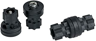 Railblaza Lot de 2 adaptateurs compatibles avec Starport Noir 890-02404311
