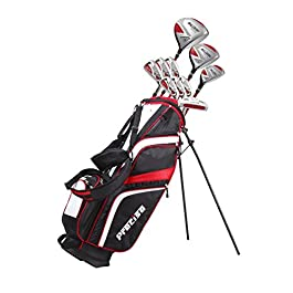 New Deluxe Petite Ladies Complete Golf Package Set (Right Hand) Perfect for golfers between 5ft and 5'5″ Tall