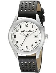 Columbia Womens CA021-001 Bahama Analog Display Quartz Black Watch