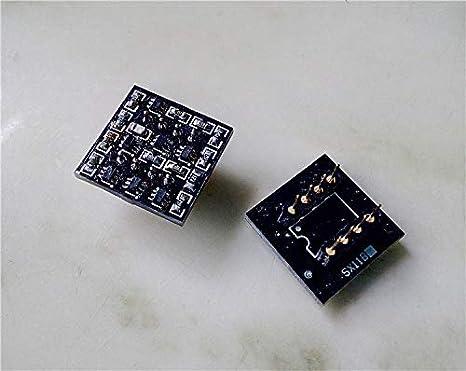 Mocei Audio - Amplificador de Funcionamiento (2 Unidades, translineal, Modo de Corriente)