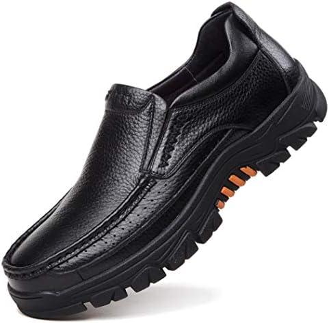 ビジネスシューズ レースアップ ローファー ストレートチップ メンズ 防滑 春秋 カジュアルシューズ メンズ ワークブーツ 軽量 おしゃれ ブラック 紳士靴 デッキシューズ 職場用 ウォーキングシューズ