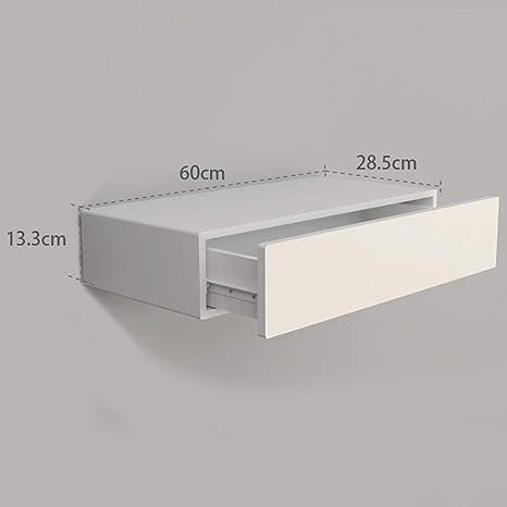 Amazon.com: Mueble de TV montado en la pared, mesa de ...