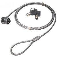 LANYUER Kensington Style Laptop Schloss Lock Sicherheit Kabel Schlüssel
