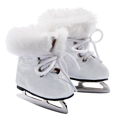 Gotz Ice Skating Boots by Gotz