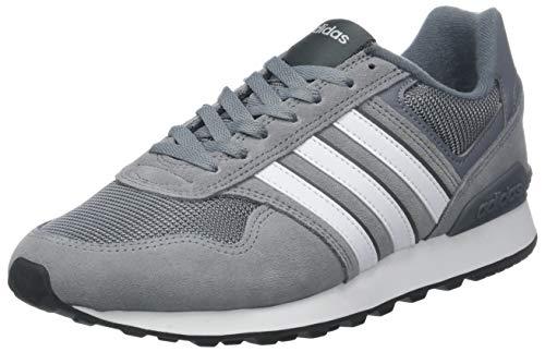 gricin gris Scarpe 10k ftwbla Uomo Grigio Adidas Running 000 qR045xwX