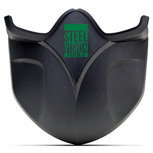 Steel Vision 32000 Auto Darkening Welding Helmet Mask Kit - Welding Goggles, Mask, Hood & Bump Cap by Steel Vision (Image #6)