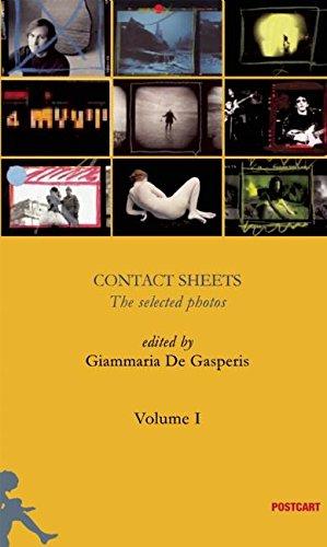 Download Contact Sheets: Selected Photos Vol. 1 (Postwords) ebook