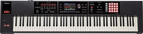Discover Bargain Roland 88-key Music Workstation (FA-08)