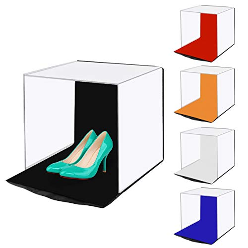 Price comparison product image Sala-Deco - New Arrival 40x40x40cm Softbox Portable Pography Boxes Po Studio Box Pography Backdrop Room Mini Tent