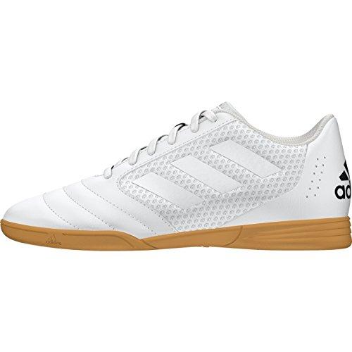 Blanco Ace 4 Niño 17 Botas Lisa Adidas Suela 6FpI54qx