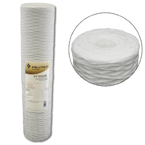 Pentek WP1BB20P String Wound Water Filters