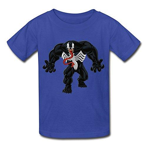 Price comparison product image Losnger Kid's Venom Ultimate Spider Man T Shirt S