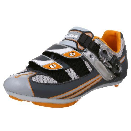 Pearl iZUMi Women's Attack Road II Cycling Shoe,Moonlight/Vapor,36.5 M EU/US Women's 5 M - Attack Road Cycling Shoe