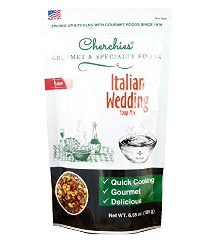 Cherchies Italian Wedding Soup Mix