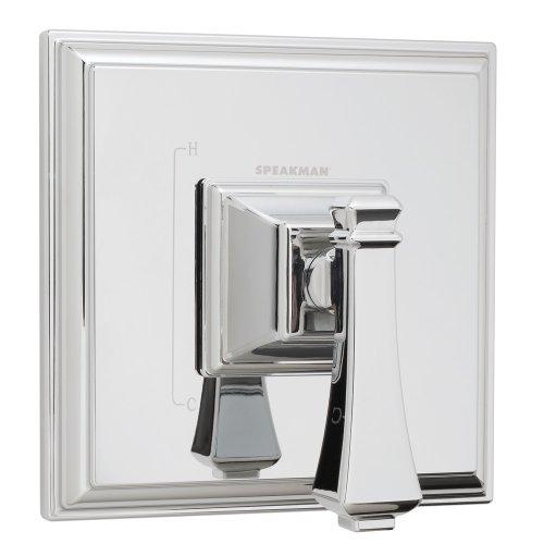 Speakman SM-8000-P Rainier Pressure Balance Shower Valve and Trim Kit, Polished Chrome