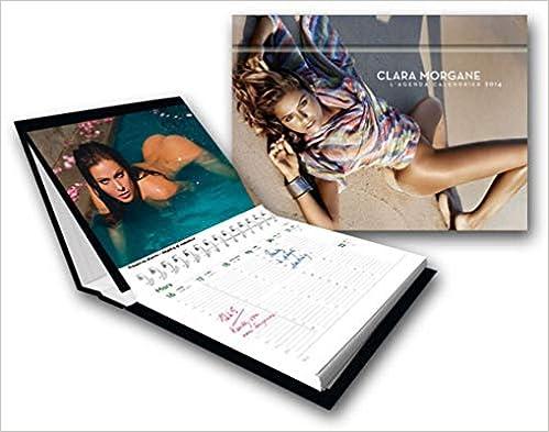 L'agenda-calendrier Clara Morgane 2014