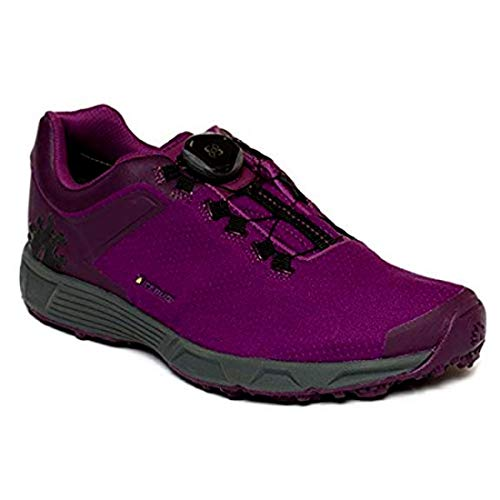 Carbon Shoe TEX Running Icebug Gore Women's Dkmagenta Traction RB9X DTS3 x044zwqB