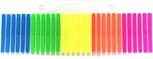600 Sheets Ultra-fine 5 colors Sticker Post-it Bookmark Marker Memo Flags Index Tab Sticky Notes