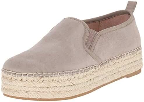 Sam Edelman Women's Carrin Platform Espadrille Slip-On Sneaker