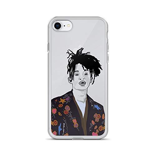 Jaden Smith Apple IPhone 5s 6s 7 8 plus X phone Case (iPhone 8 plus) (Jaden Smith Case)