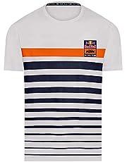 Red Bull KTM Stripe T-Shirt, męski - oryginalny produkt