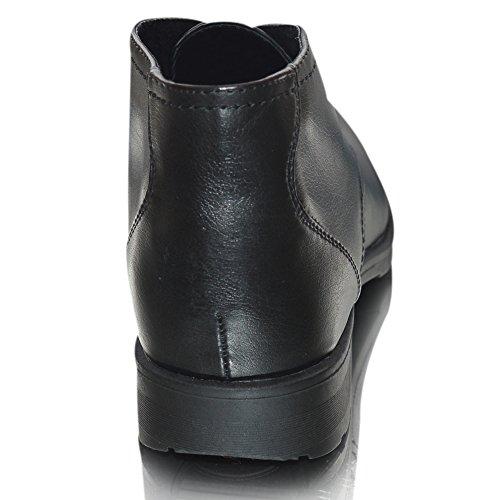 Xelay ,  Herren Chelsea Boots Schwarz