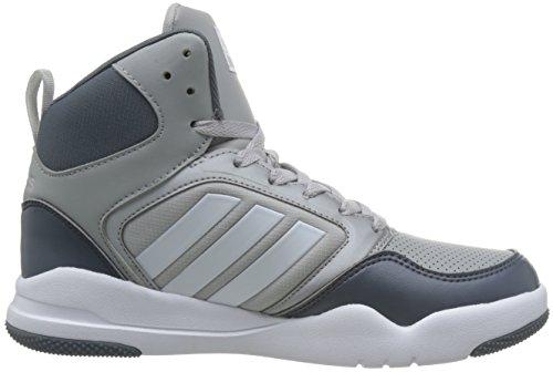 adidas CLOUDFOAM REWIND MID W - Zapatillas baloncesto para Mujer, Azul - (ONICLA/FTWBLA/PLAMAT) 39 1/3