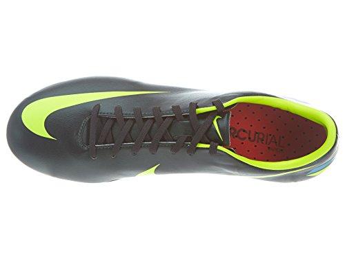 509136 376|Nike Mercurial Vapor VIII Black|40 US 7